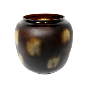 African Spotted Vase
