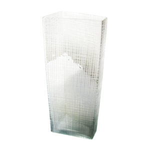 Tower vase Large White