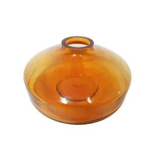 Amber Vase Flat