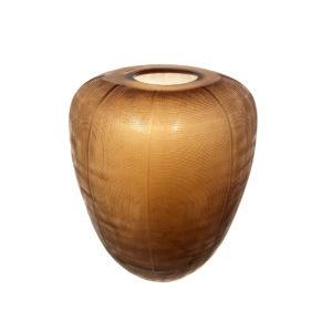 Coffee Colour Vase Medium