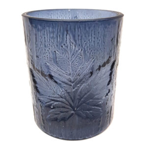 Maple Vase Blue