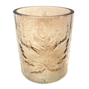 Maple Vase Gold