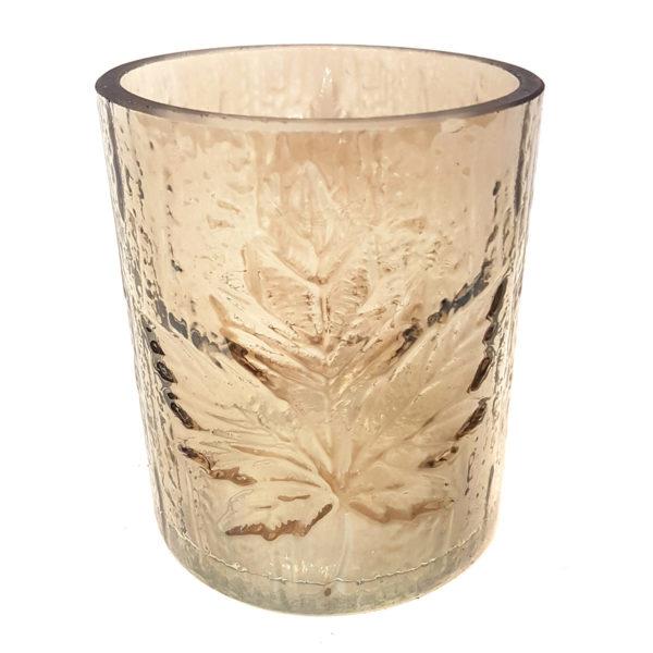 Maple Vase Gold