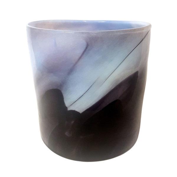 Purple Wave Cylinder