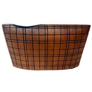 Square Resin Bag