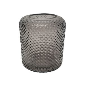 Grey Bubble Vase Medium