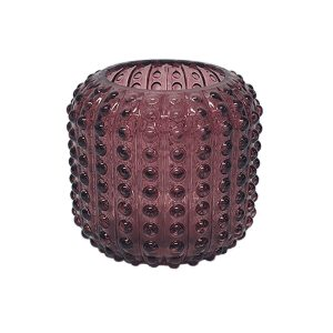 Burgandy Bobble Small