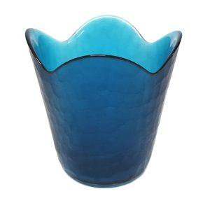 Petal Vase Blue